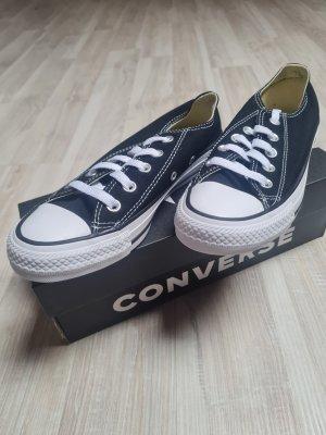 Converse chucks low all star schwarz