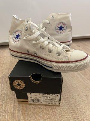 Converse High Top Sneaker white