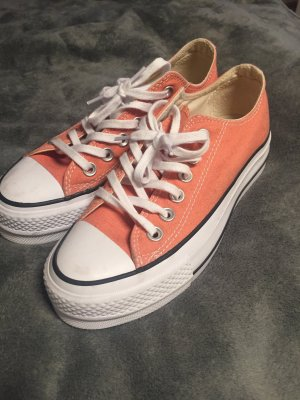 Converse Chucks Orange