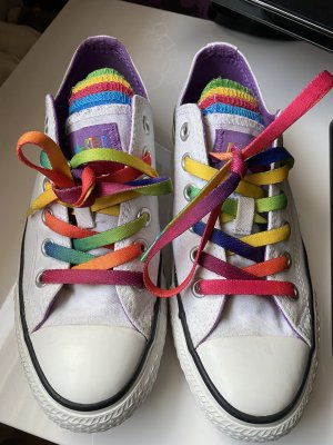Converse Chucks Rainbow Gr. 37,5