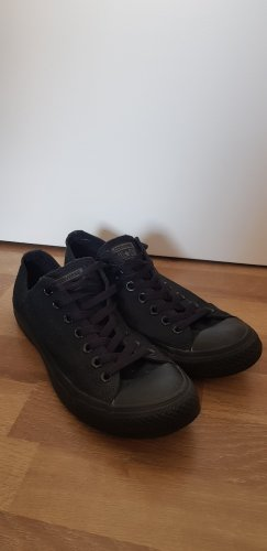 Converse Chucks schwarz 42