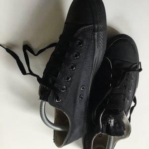Converse Scarpa stringata nero