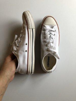 Converse Chucks Sneaker Weiß
