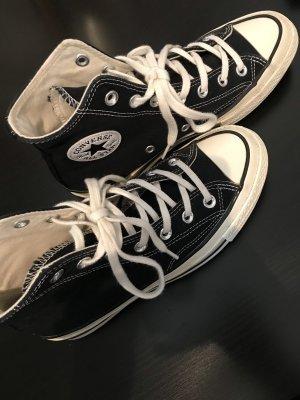 Converse Basket montante noir