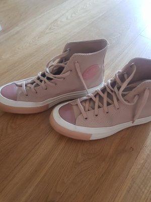 Converse / creme rosa
