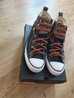 Converse Sneaker alta nero
