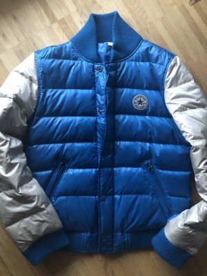Converse Down Jacket grey-blue