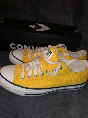 Converse Buty skaterskie żółty