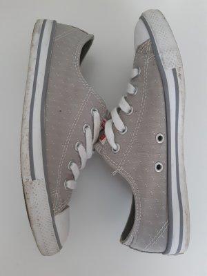 Converse hellgrau
