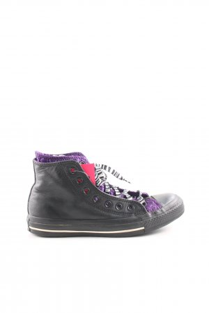Converse High Top Sneaker multicolored casual look