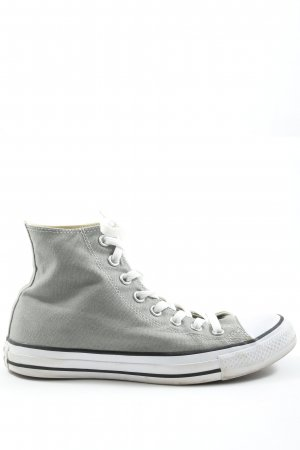 Converse High Top Sneaker hellgrau Casual-Look