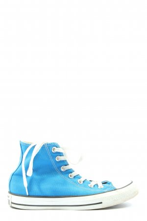 Converse High Top Sneaker blau Casual-Look