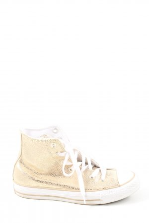 Converse High Top Sneaker wollweiß Casual-Look