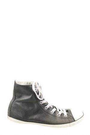 Converse High Top Sneaker schwarz-weiß Casual-Look