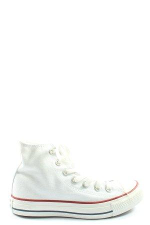 Converse High Top Sneaker multicolored casual look