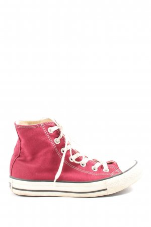 Converse High Top Sneaker pink sportlicher Stil
