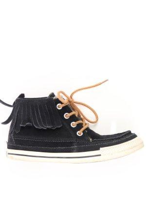 Converse Zapatillas altas negro
