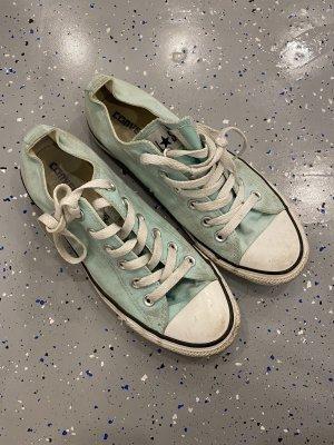 Converse in mintblau