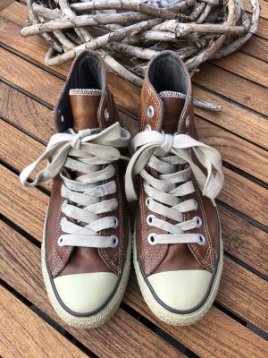 Converse Chaussure skate cognac