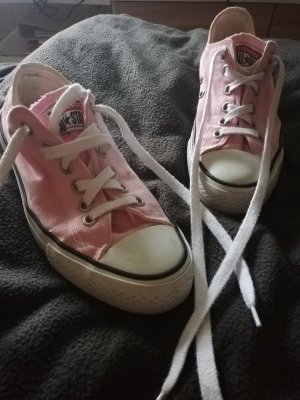Converse Lace-Up Sneaker light pink