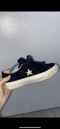 Converse ohne Star Chucks schwarz