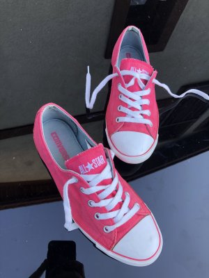 Converse pink, flache Sohle Gr 38