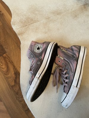 Converse Instapsneakers roségoud