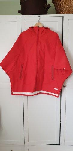 Converse Regenponcho rood