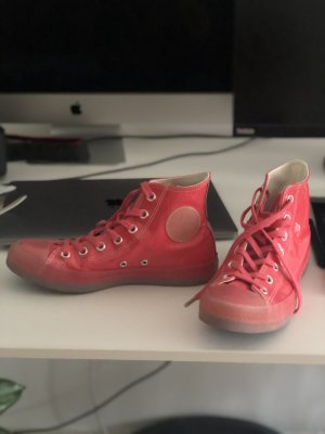 Converse rubber boot high top, 39, pink red