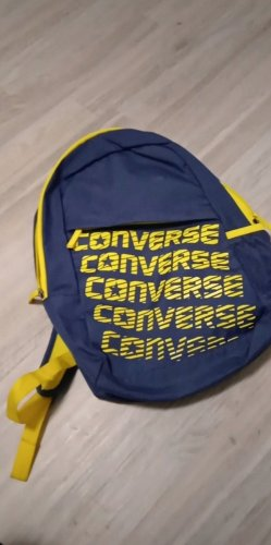 Converse Kindergarden Backpack yellow-blue