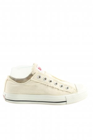 Converse Slip-on Sneakers natural white casual look