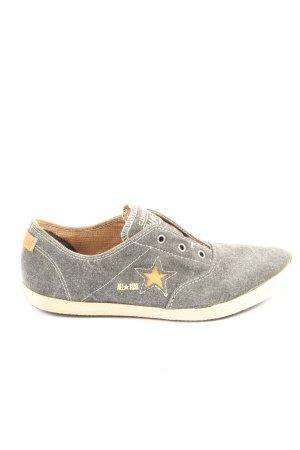 Converse Instapsneakers lichtgrijs casual uitstraling