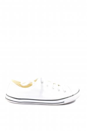 """Converse Lace-Up Sneaker """"530057c"""" white"""