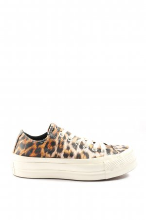 Converse Schnürsneaker Leomuster Casual-Look