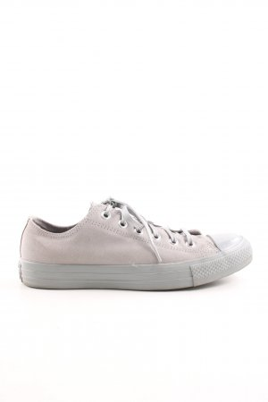 Converse Lace-Up Sneaker cream casual look