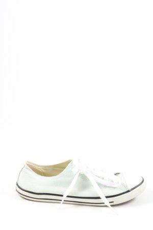 Converse Sneaker stringata bianco stile casual