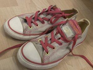 Converse Chaussure skate gris clair