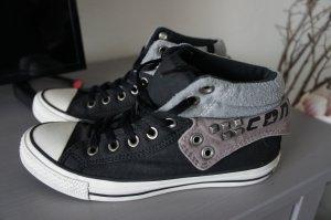 CONVERSE Schuhe Größe 38 (37,5) Schwarz grau Sportschuhe