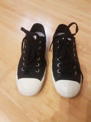 Converse Schuhe schwarz