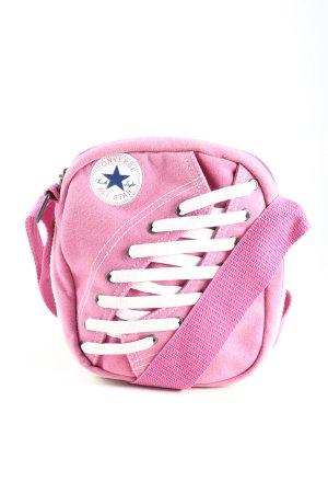 Converse Shoulder Bag pink casual look
