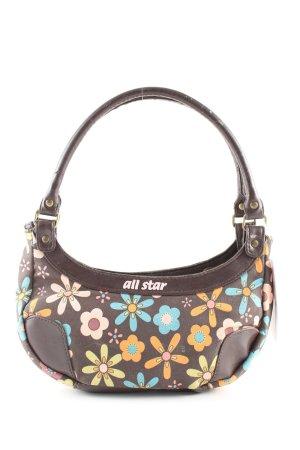 Converse Bolsa de hombro estampado floral look casual