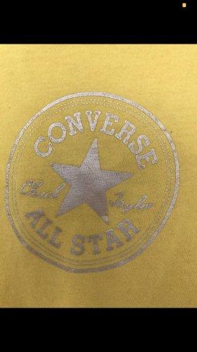 Converse Camicia fantasia giallo-oro