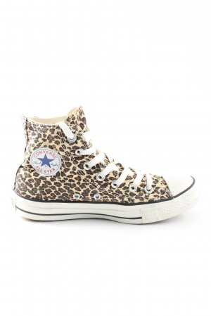 Converse Skater Shoes allover print casual look