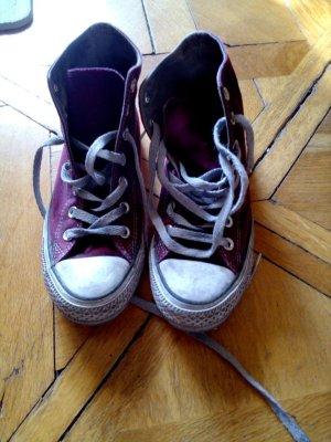 Converse Smoke - rot