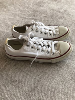 Converse Skaterschoenen wit