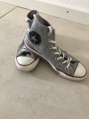Converse Lace-Up Sneaker light grey
