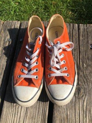 CONVERSE Sneaker, Größe 40, in Orange