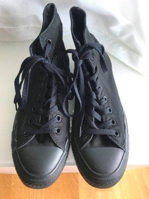Converse Sneaker High Gr.39,5 in Schwarz
