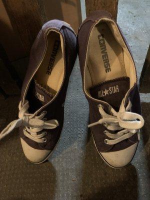 Converse Sneaker lila Gr 6,5 / 37