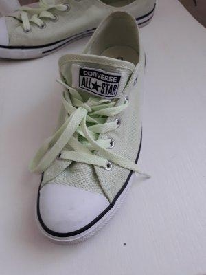 Converse Lace-Up Sneaker mint